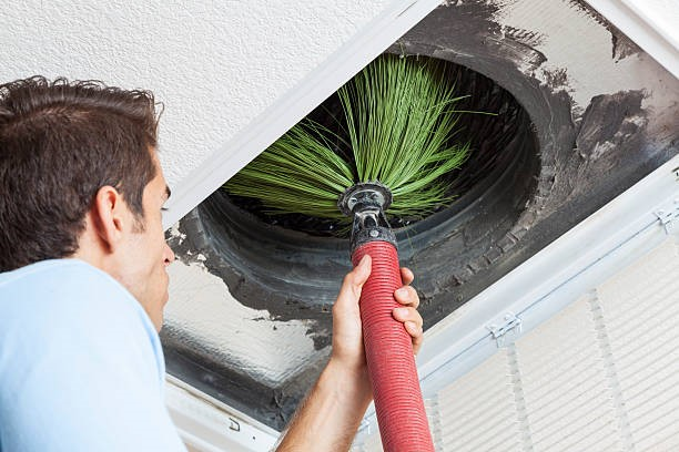 Cleaning Services with new Technology