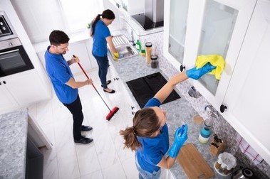 Zippco Janitorial Service residential