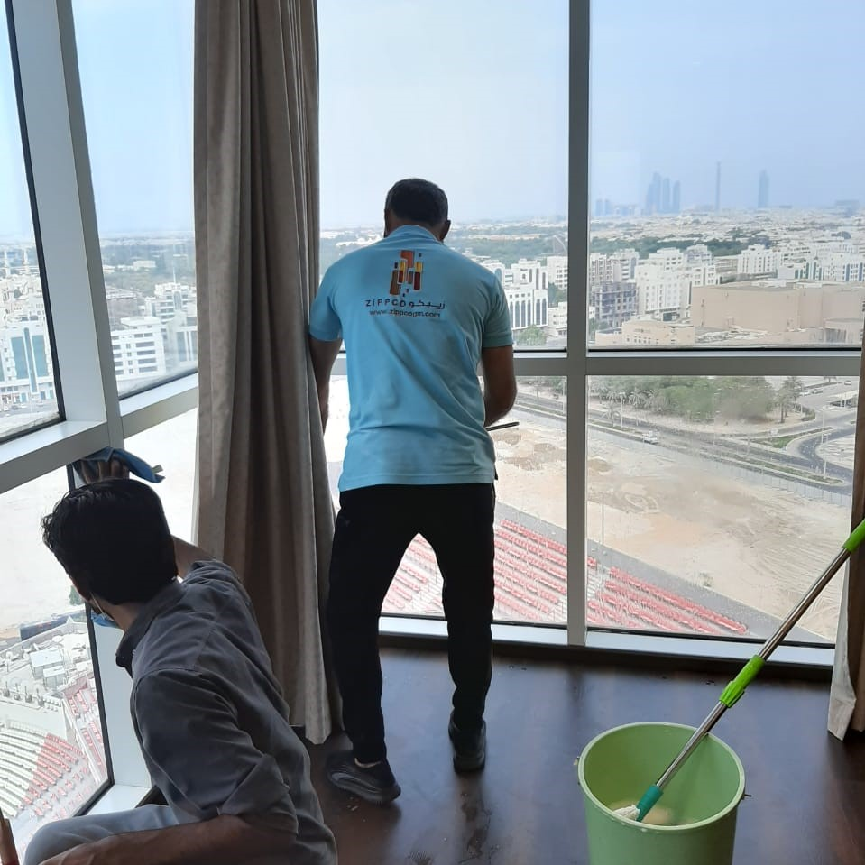 window cleaning interior 2