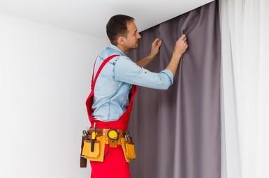 zippcogm handyman curtains installation